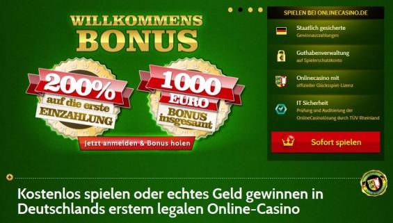 deposit 5 euro casino